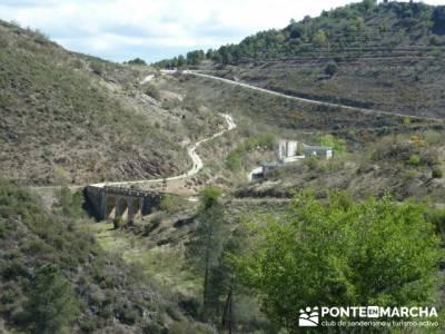 Senda Genaro - GR300 - Embalse de El Atazar - Patones de Abajo _ El Atazar; senderos naturales